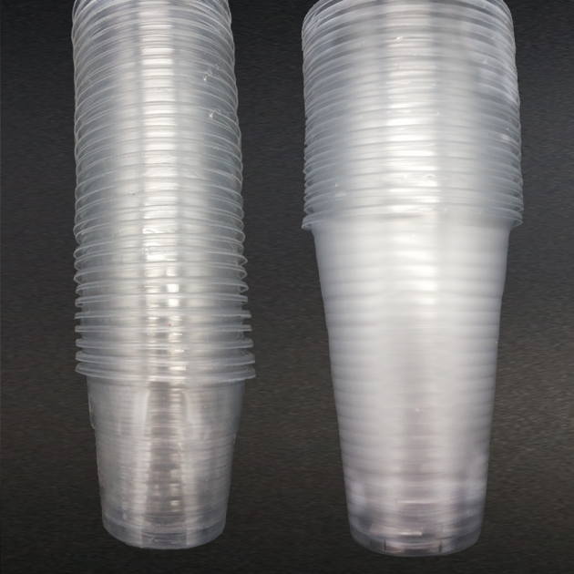 Cup PVC large – small