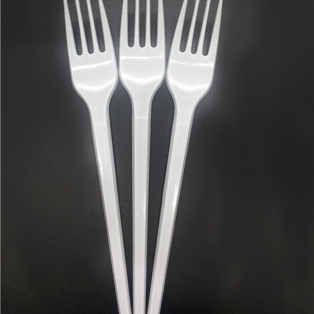 Forks and spoons PVC